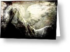 Dark Veil Greeting Card