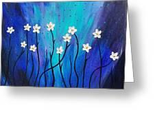 Dark Willow  Greeting Card