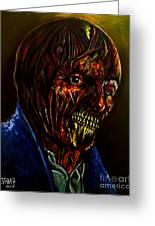 Darkman Greeting Card