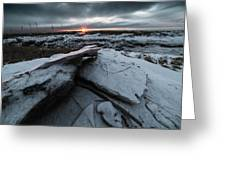 Darkness Falls Greeting Card