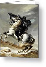 Darth Bonaparte Greeting Card