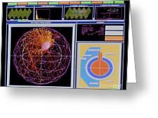 Data Capture, Sudbury Neutrino Greeting Card