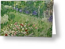 Daubigny's Garden Greeting Card