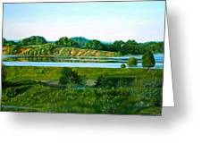 Daugava Greeting Card