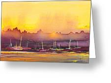 Dawn 10 Greeting Card