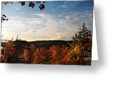 Dawn At Algonquin Park Canada Greeting Card