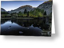 Dawn At Rush Creek 2 Greeting Card