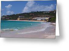 Dawn Beach Greeting Card