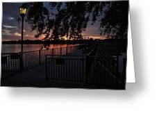 Dawns Light Greeting Card