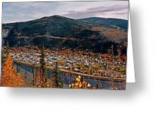 Dawson City - Yukon Greeting Card