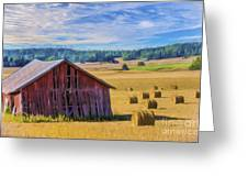 Day Of August Greeting Card