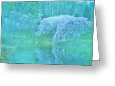 Daydream - Holmdel Park Greeting Card