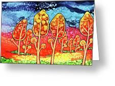 Daydream Park Greeting Card