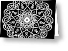 Dazzled Beads Greeting Card