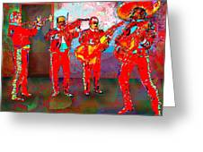 De Colores Greeting Card by Dean Gleisberg