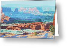 Dead Horse Point #2 Greeting Card