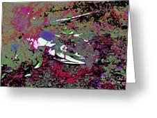 Dead Salmon 6 Greeting Card