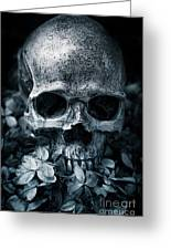 Death Comes To Us All Greeting Card