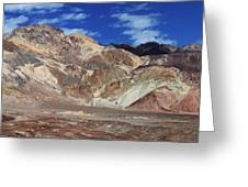 Death Valley 16 Greeting Card