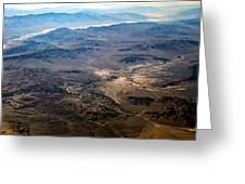 Death Valley 18 Greeting Card
