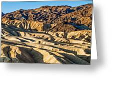 Death Valley 19 Greeting Card