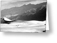 Death Valley 1977 Greeting Card