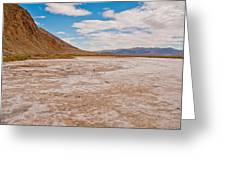 Death Valley 20 Greeting Card
