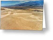 Death Valley 6 Greeting Card