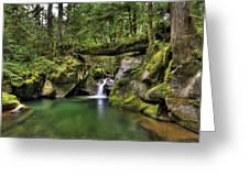 Deception Creek Greeting Card