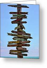 Decisions Greeting Card by Joetta West