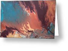 Decorator Series No.9 Greeting Card
