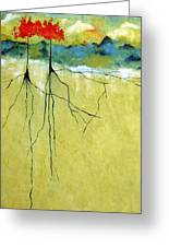 Deep Roots Greeting Card