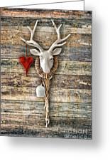 Deer Heart - Hirschherz Greeting Card