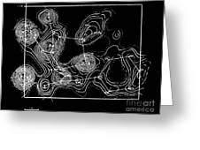Degradation, Diagram, Ernst Boris Chain Greeting Card