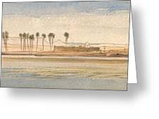 Deir Kadige, 1 P.m., January 2, 1867 Greeting Card