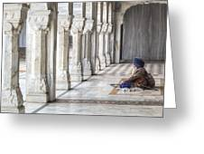 Delhi - India Greeting Card
