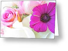 Delicate Intricate Greeting Card