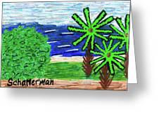 Delray Beach Greeting Card