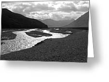 Denali National Park 5 Greeting Card