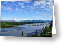 Denali State Park Greeting Card