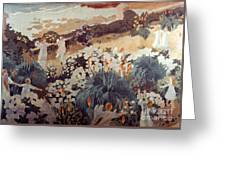 Denis: Paradise, 1912 Greeting Card