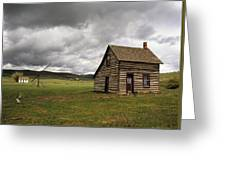 Denmark Jensen Cabin Greeting Card