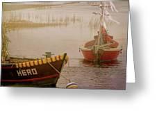 Dennisport Marsh Greeting Card