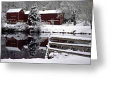 Denville Homestead Greeting Card