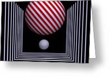 Depth  -10-  Greeting Card