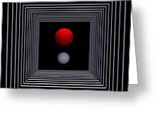 Depth   -2- Greeting Card