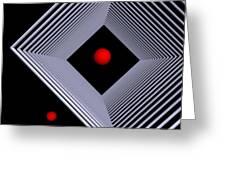 Depth  -4- Greeting Card