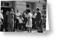 Desegregation, 1963 Greeting Card by Granger