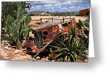 Desert Classic Greeting Card
