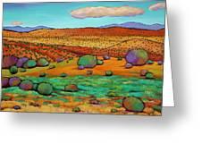 Desert Day Greeting Card
